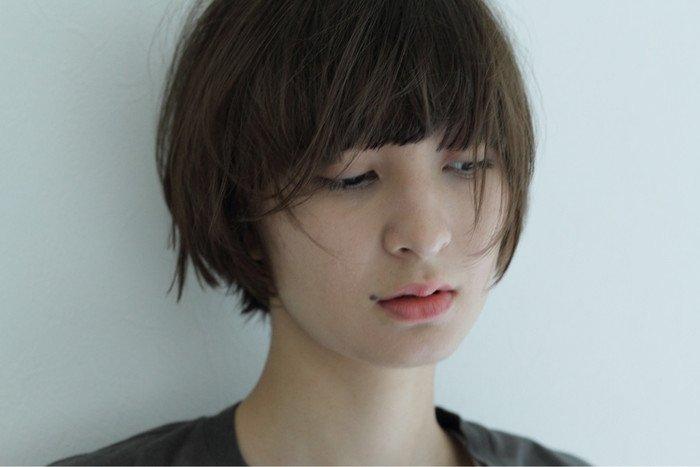 前髪 切り方