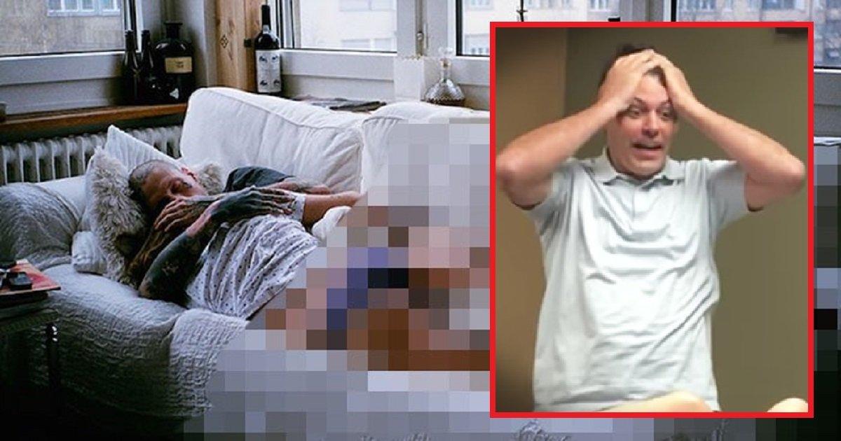 kakaotalk 20180201 145249543.jpg?resize=636,358 - O pai encontra a filha adolescente deitada nua ao lado do homem estranho, sua reação é ... sem preço