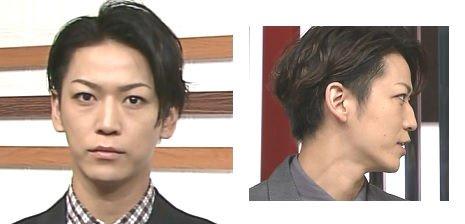 kamenashi kazuya osyare image kamenasi20140209 - どんな髪型も似合っちゃう!亀梨和也さんのおしゃれ画像