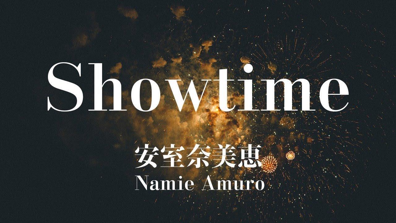 Image result for Showtime 安室奈美恵