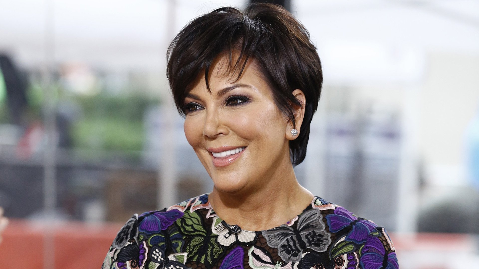 """TODAY -- Pictured: Kris Jenner appears on NBC News' """"Today"""" show -- (Photo by: Peter Kramer/NBC/NBC NewsWire via Getty Images)"""