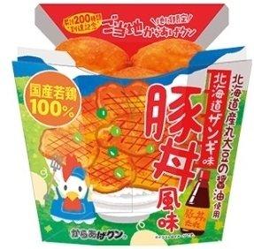 「ローソンの「からあげくん」 北海道ザンギ・豚丼風味」の画像検索結果