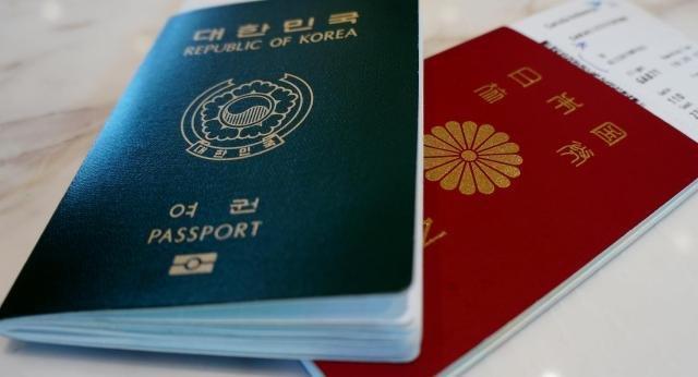 韓国 日本 パスポート에 대한 이미지 검색결과