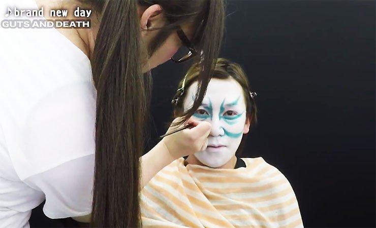 歌舞伎メイク,에 대한 이미지 검색결과