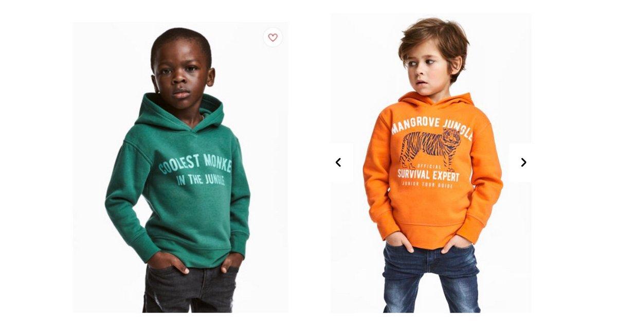 mainphoto hm.jpeg?resize=1200,630 - H&M provoque un scandale avec des clichés promotionnels jugés racistes