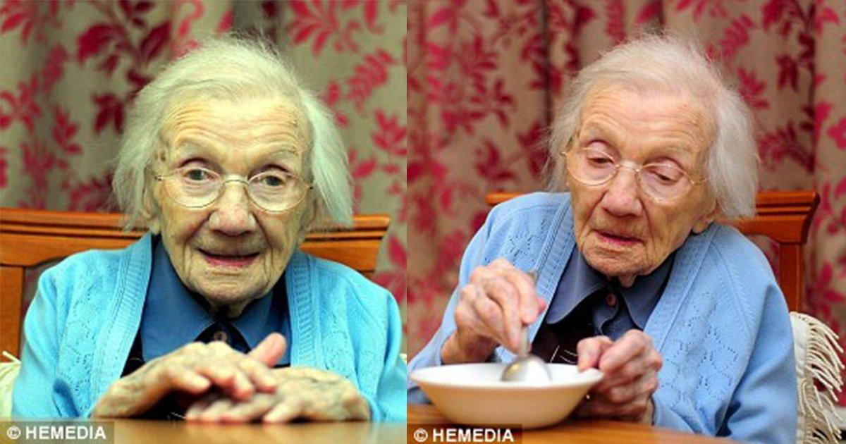 mainphoto longevite - A 109 ans, elle livre les secrets de sa longévité : les hommes n'en font pas partie...