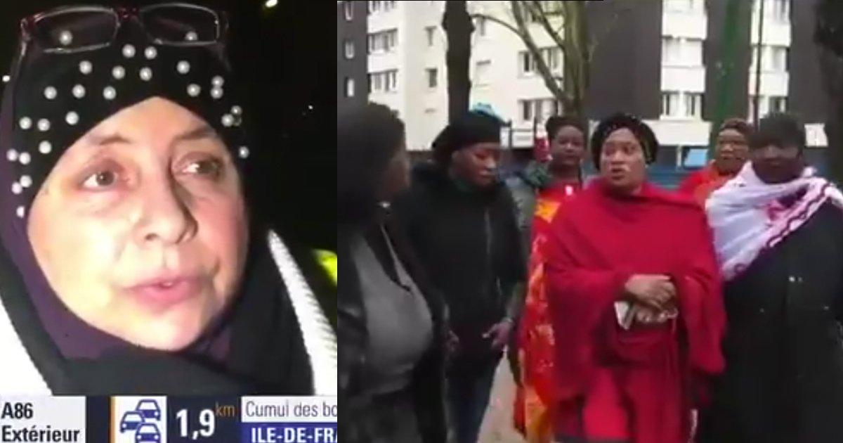 mainphoto maman - [Vidéo] A Aulnay, des mamans ont patrouillé la nuit de Nouvel An contre les débordements