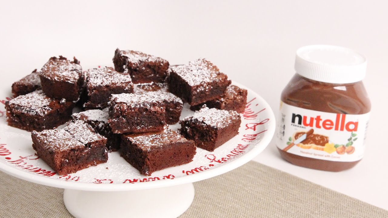 maxresdefault.jpg?resize=1200,630 - Deliciosa receita de brownie de Nutella que leva só 3 ingredientes