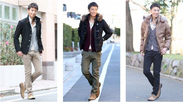 Image result for 男性のモテる服装