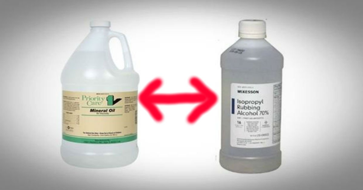 mineral oil or baby oil with rubbing alcohol.jpg?resize=648,365 - Eliminate Earwax And Treat Ear Infections With This Two-Ingredient Mixture