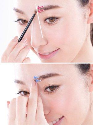 目が離れてる 眉毛에 대한 이미지 검색결과