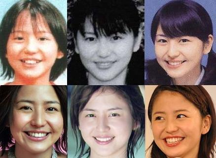 長澤まさみ 顔の変化에 대한 이미지 검색결과