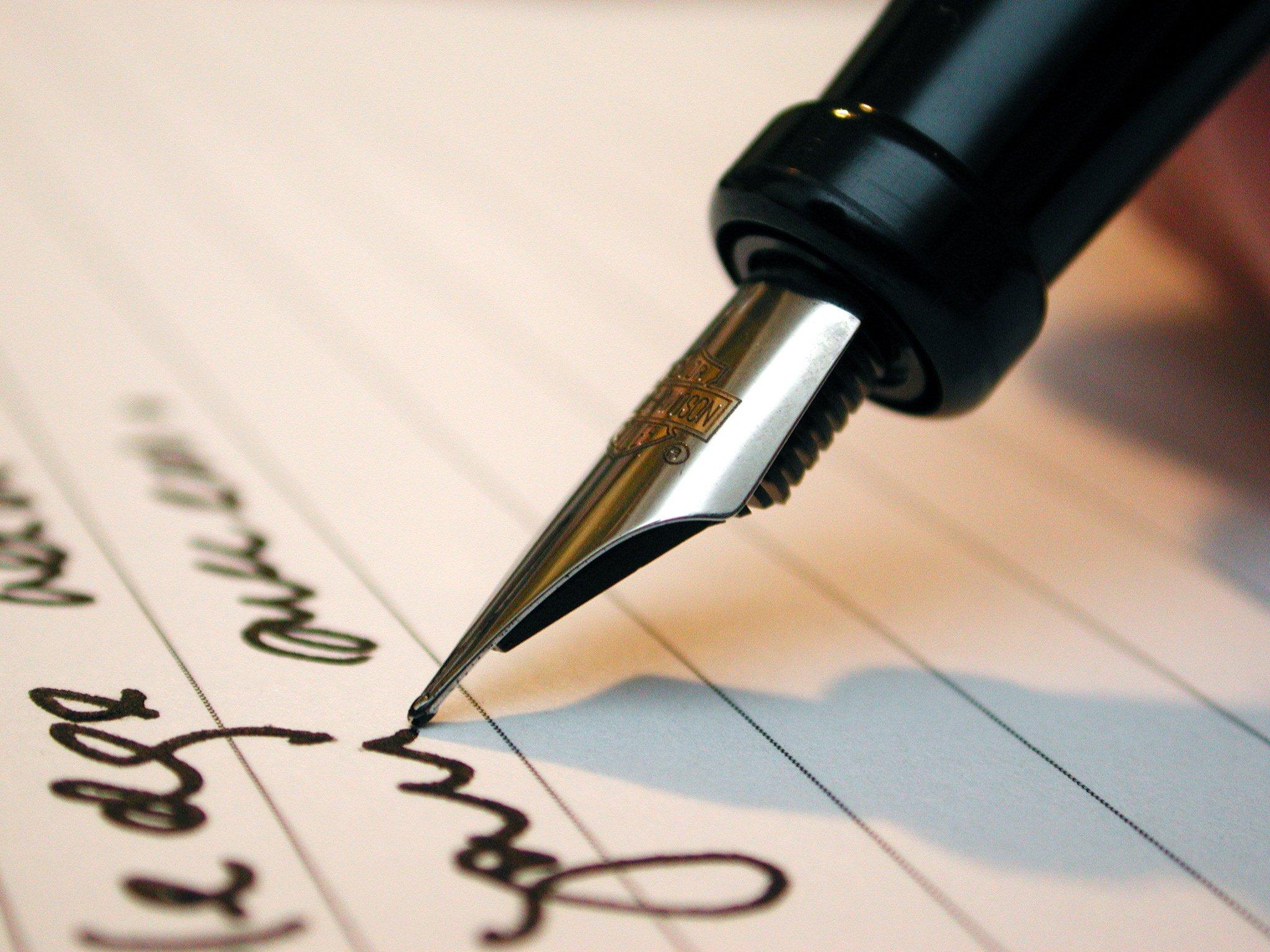 MAN WRITING LETTER에 대한 이미지 검색결과
