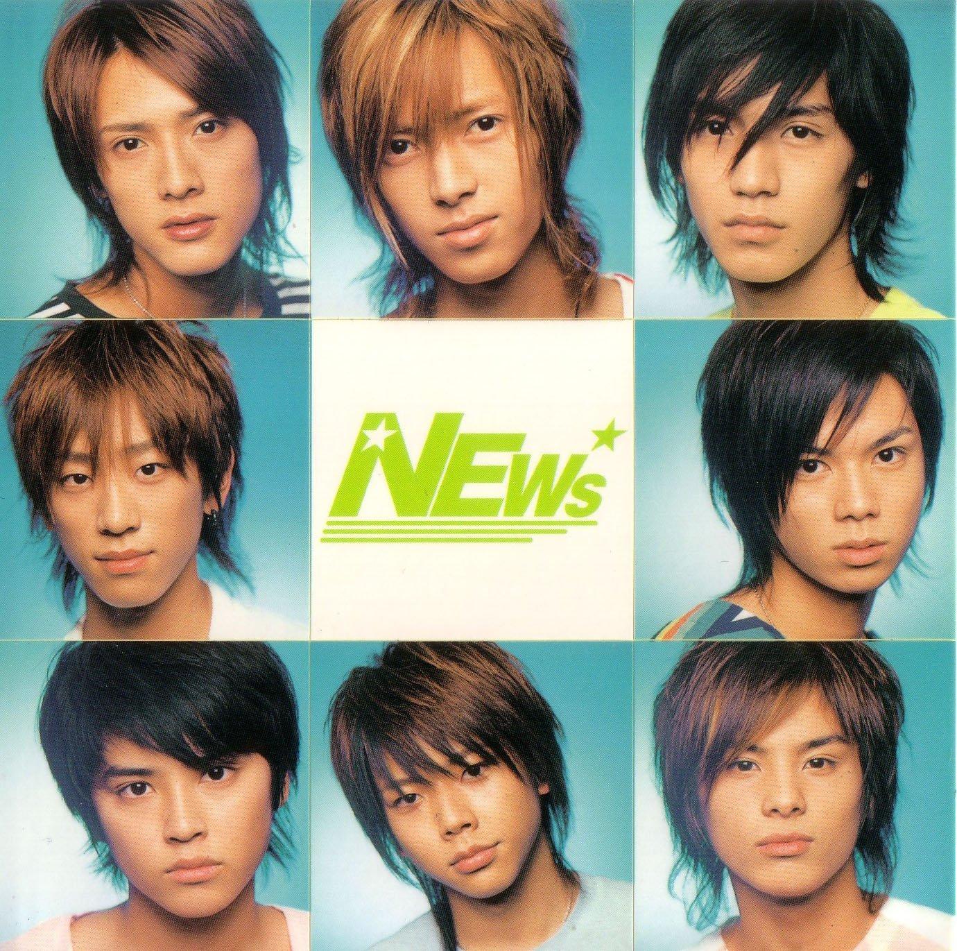 Image result for NEWS(ニュース)