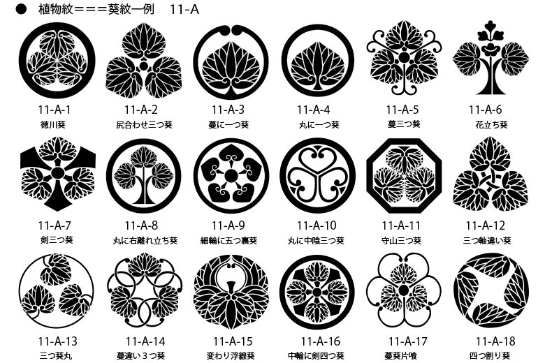 葵紋 家紋에 대한 이미지 검색결과