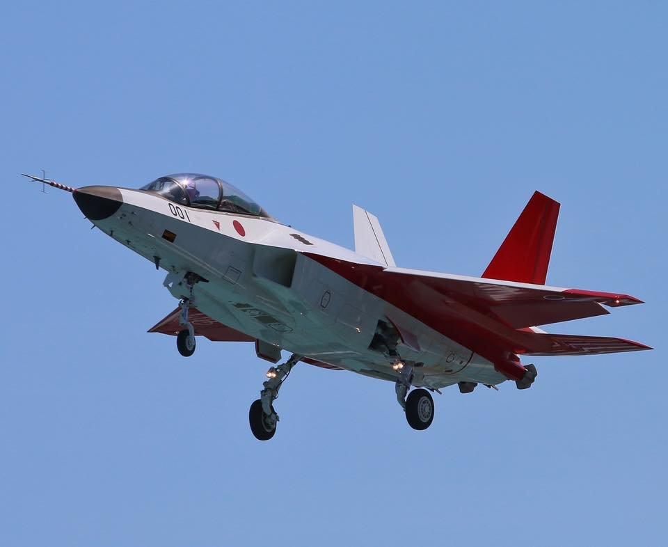 overseas reactions japanesefighter shinkin 13043696 599432760216768 2500379992266703829 n - 海外の反応は?日本の戦闘機「心神」の知識