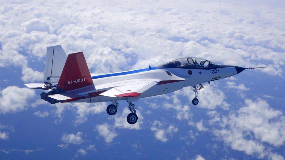 overseas reactions japanesefighter shinkin X 2 First Flight - 海外の反応は?日本の戦闘機「心神」の知識