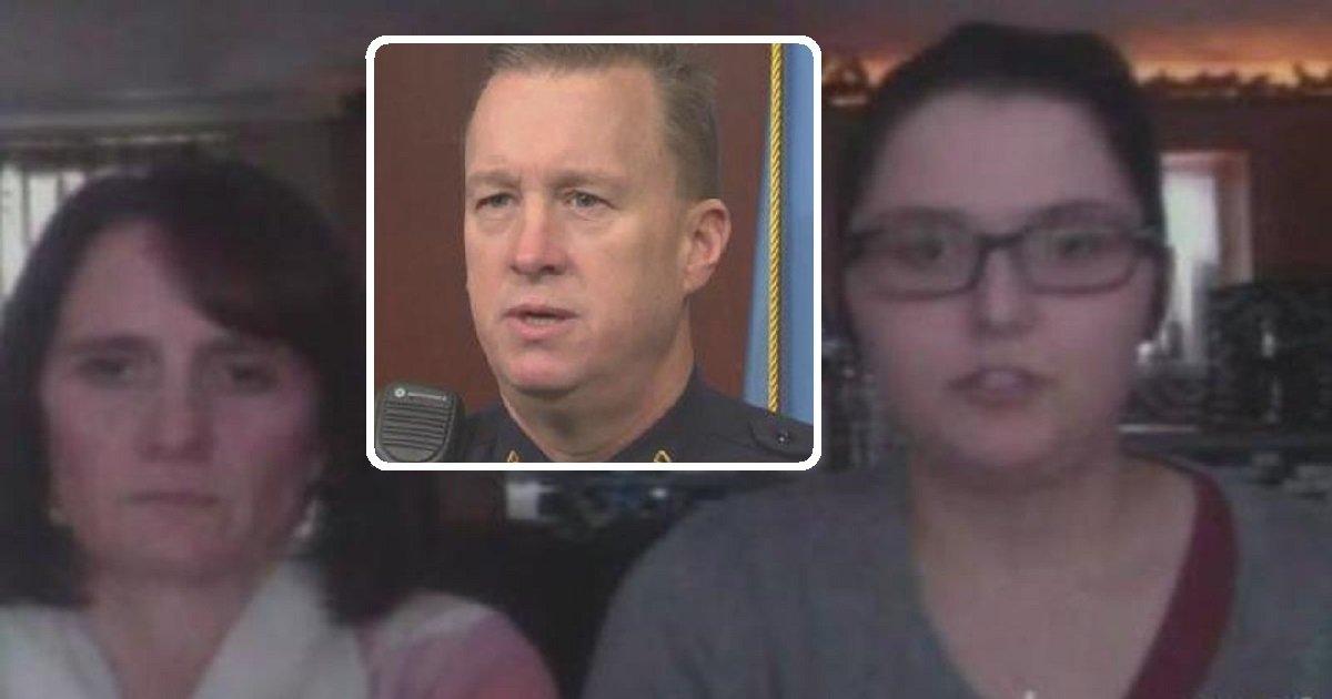 """policetrain3 1 - Un policía le dice a una familia varada que se metan en su todoterreno y luego les dice que los está """"secuestrando legalmente"""""""