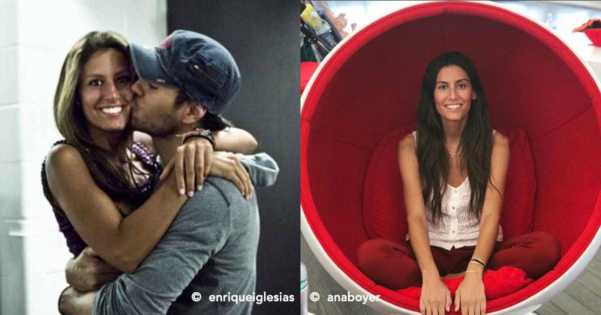 portada 5.jpg?resize=1200,630 - Ana Boyer, la hermana de Enrique Iglesias lleva una relación maravilosa con él y con su familia, además luce increíble
