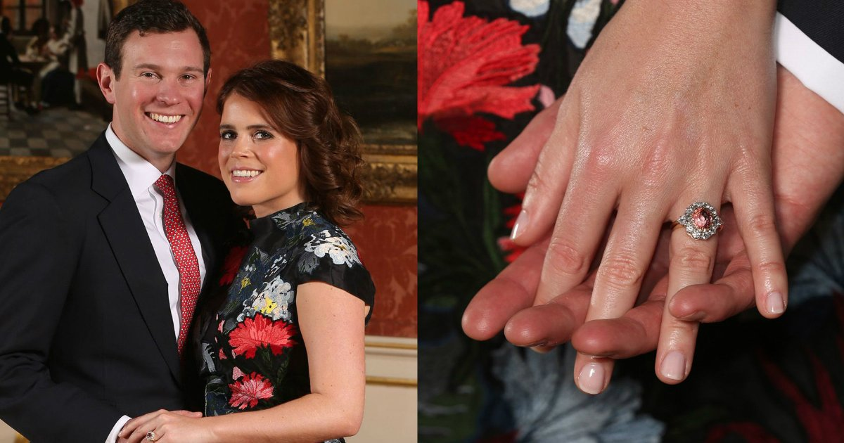 princess eugenie.jpg?resize=648,365 - Start The Year With A Royal Wedding. Princess Eugenie's Wedding!