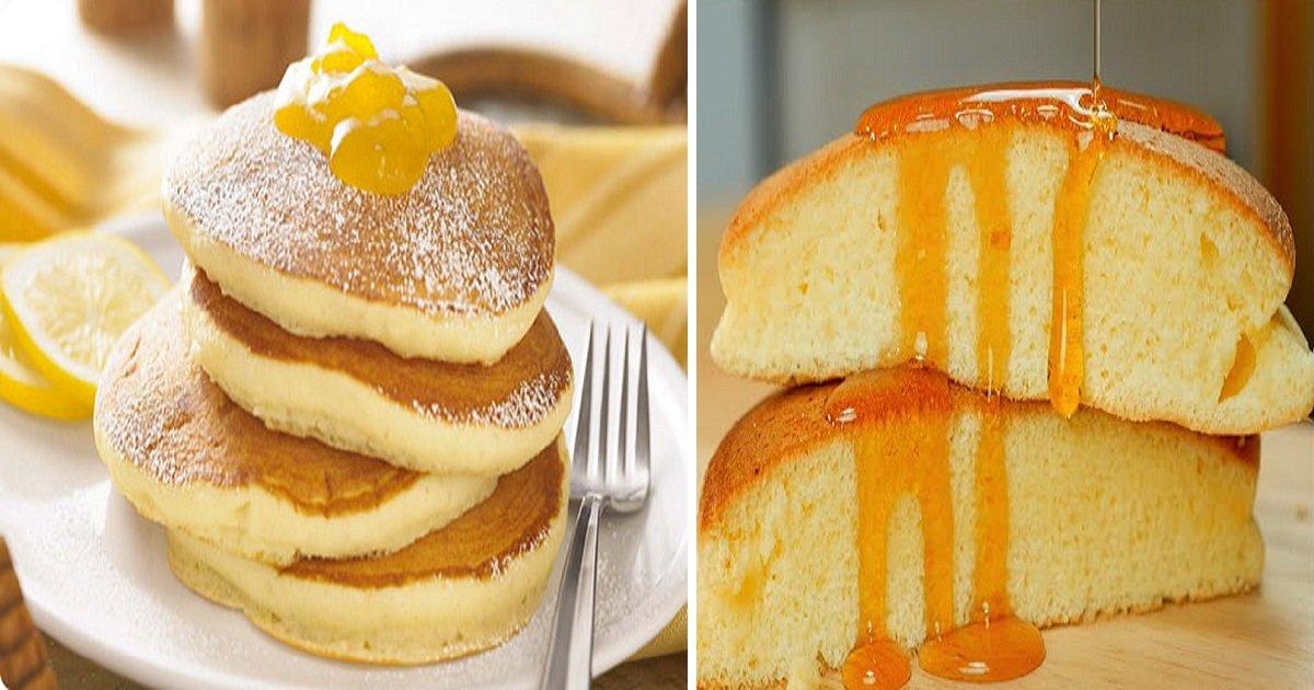 rec orgpancak lusclempancak lrg - 超簡單の舒芙蕾食譜:在家就能完成的超鬆軟綿密厚鬆餅