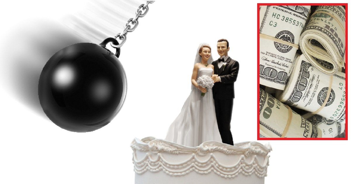 ruined wedding rect 1.jpg?resize=1200,630 - Step-Father Pulled Out All Funding For Daughter's Wedding After She Said She Only Wanted Her 'Real Dad' At The Wedding