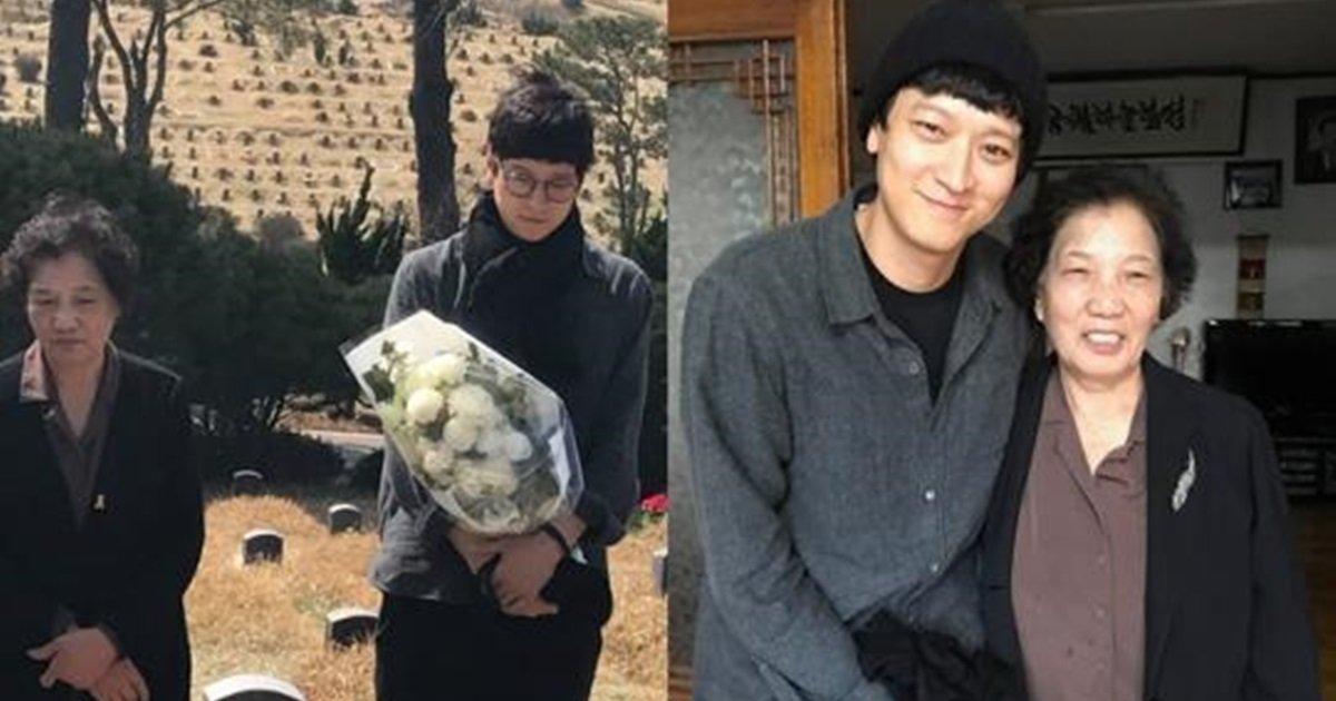 """s 19 - """"우리 아들 본 것 같이 좋았어"""" 강동원 만난 故 이한열 열사의 어머니의 눈물"""
