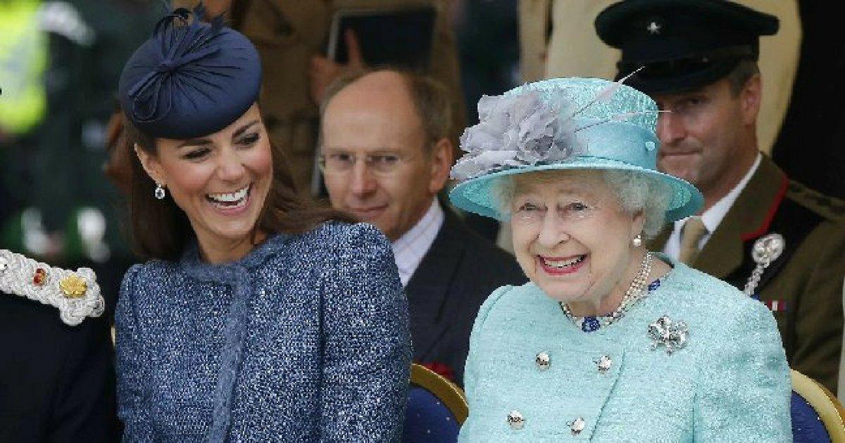 sans titre 10 - Le cadeau fait main de Kate Middleton à la reine prouve la profondeur de leur relation
