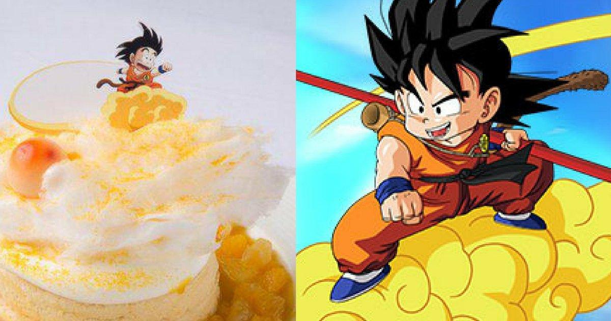 """sans titre 2 - Japon : ce restaurant """"Dragon Ball Z"""" va vous mettre l'eau à la bouche"""