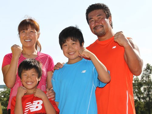 佐々木健介 家族에 대한 이미지 검색결과