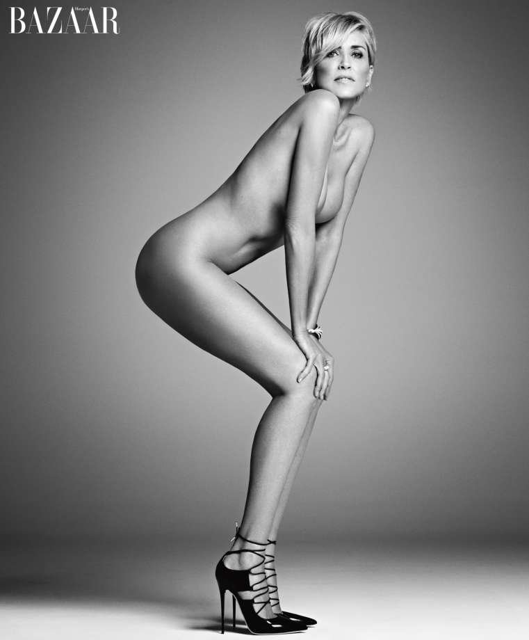 sharon stone shows off a shock nude at the age of 57 920x920 - シャロン ストーンが57歳にして衝撃ヌードを披露!