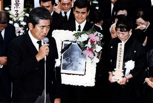 Image result for 石原慎太郎 まき子夫人
