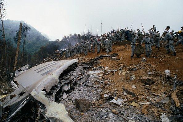 日航機墜落事故에 대한 이미지 검색결과