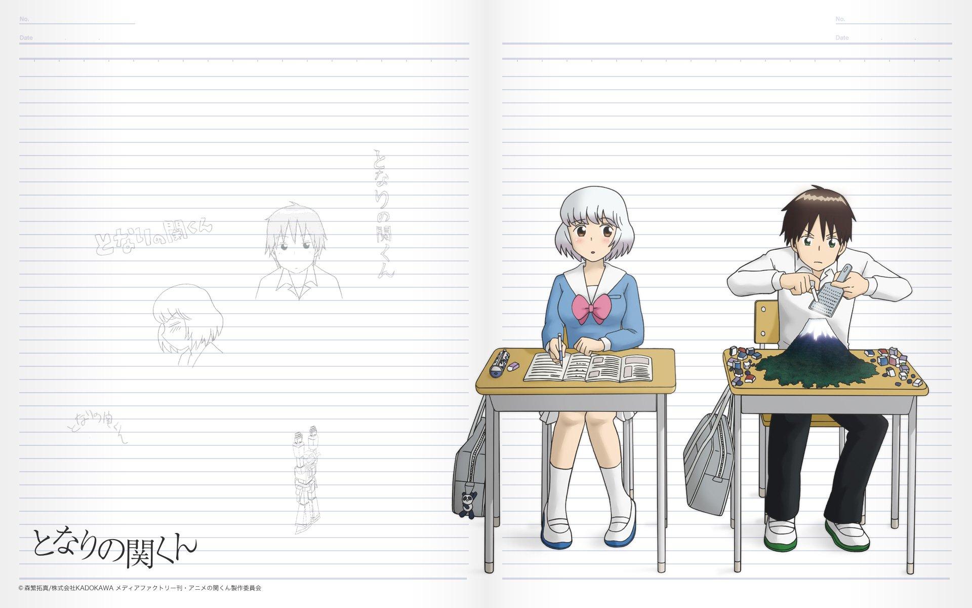 t sekikun b 1920x1200.jpg?resize=1200,630 - アニメ&ドラマ化もされた「となりの関くん」気になる内容は?