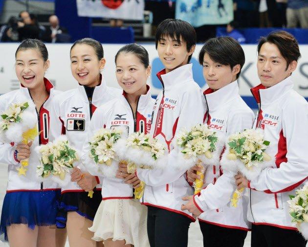 フィギュアスケート 日本에 대한 이미지 검색결과