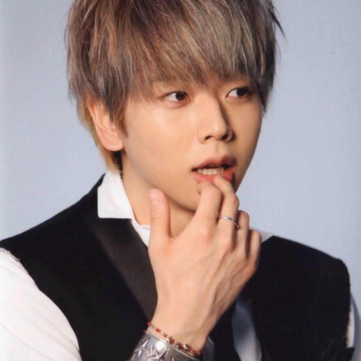 見るたびに変わる増田貴久の髪型 , Hachibachi