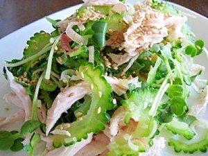 ゴーヤ サラダ에 대한 이미지 검색결과