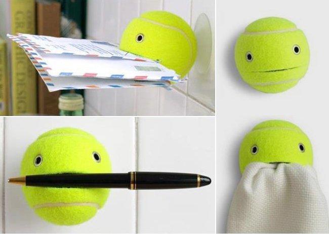 titular de bola de tênis