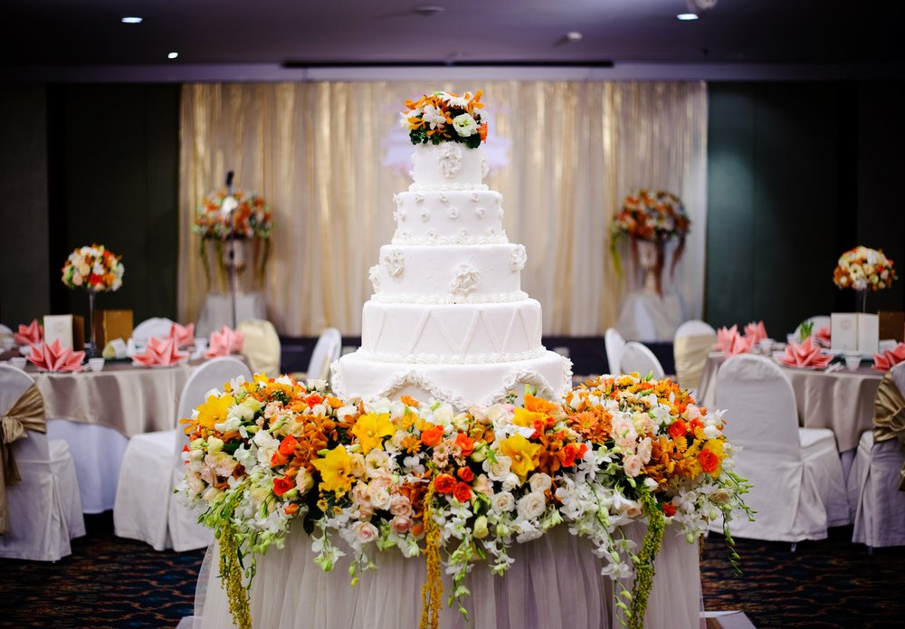 Image result for イミテーションケーキ 結婚式