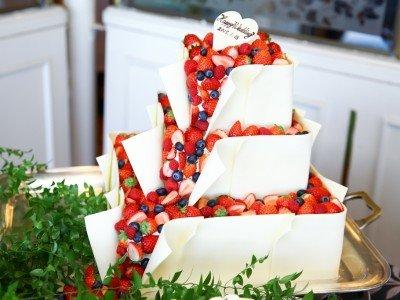 Image result for ウェディングケーキ