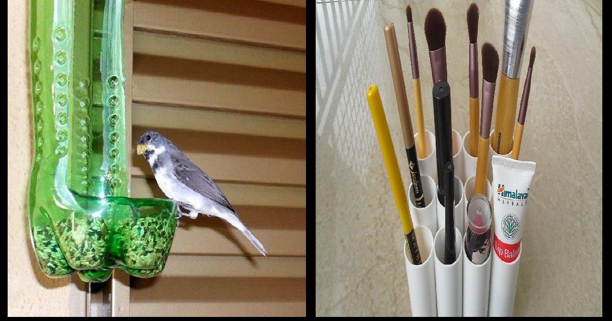 thumb nail recycle idea - 24 Photos Of Amazing Recycle Ideas!