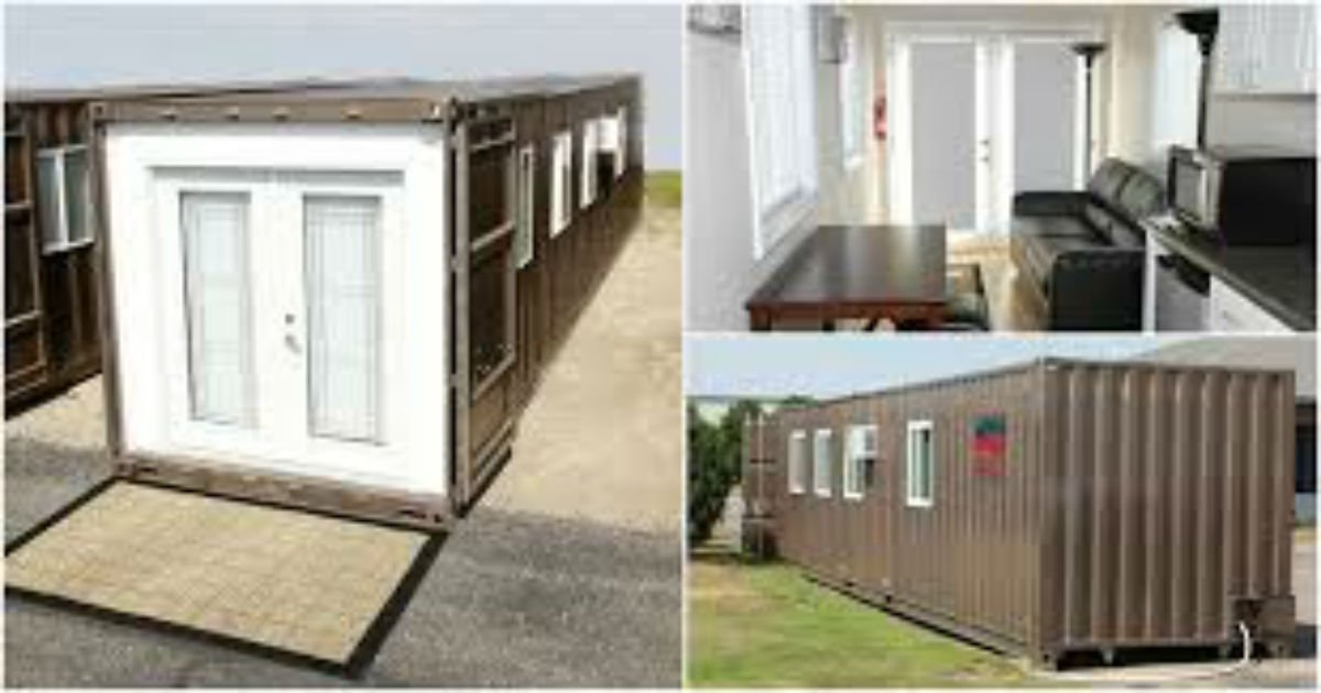 thumbnail 6.jpg?resize=636,358 - Shipping Container Proves to Be a Viable Home Option, Amazon Sells and Delivers Them