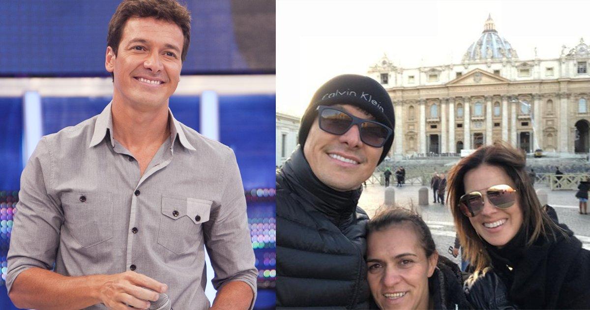 thumbnail5rrt.png?resize=1200,630 - Rodrigo Faro realiza o grande sonho da babá de suas filhas: Conhecer o Vaticano
