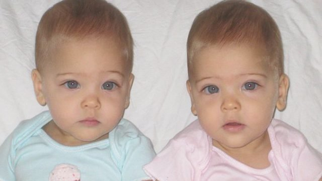 twin - Meet The Most Beautiful Identical Twins Born In 2010
