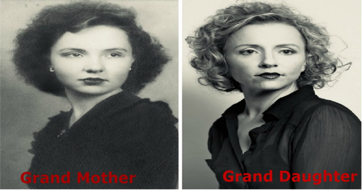 untitled 2.png?resize=1200,630 - 20+ People Recreated Their Grandparents Photos And Shared Excellent Results