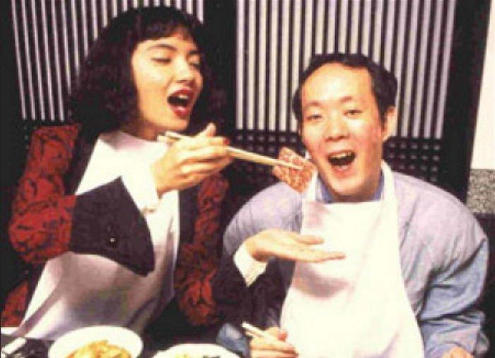 일본의 식인 살인마 사가와 잇세이가 출연한 TV CF