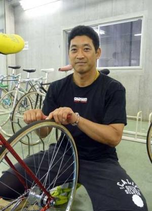 Image result for 競輪選手の神山雄一郎さん