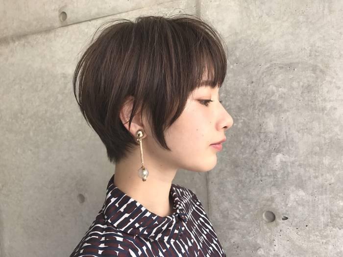 ショートヘア,似合う에 대한 이미지 검색결과