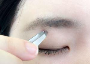 眉毛整え方 毛抜き에 대한 이미지 검색결과