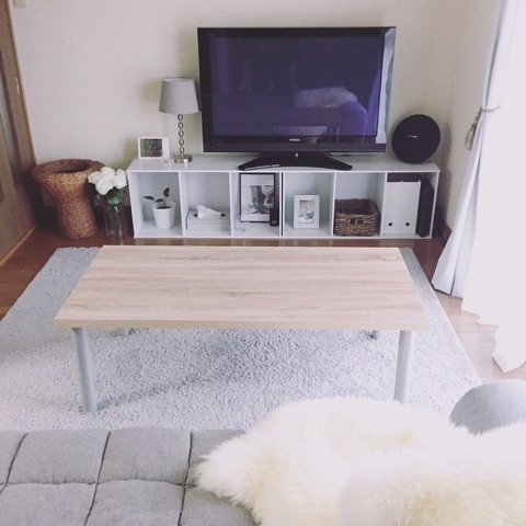 Image result for カラーボックス テレビ台